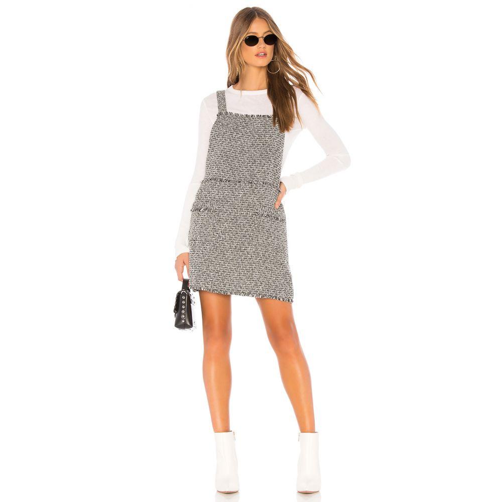 ミンクピンク MINKPINK レディース ワンピース・ドレス ワンピース【Valerie Pinnie Dress】Black & White