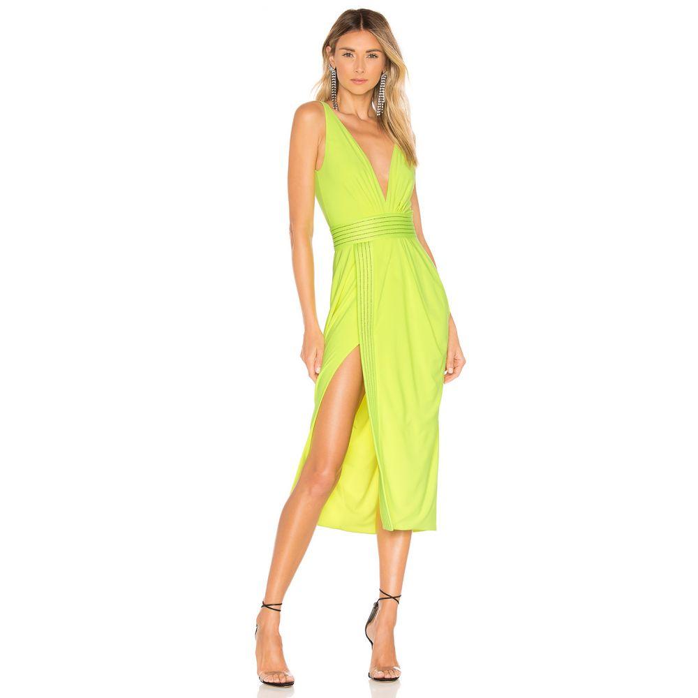ジバゴ Zhivago レディース ワンピース・ドレス ワンピース【Le Loft Dress】Neon Green