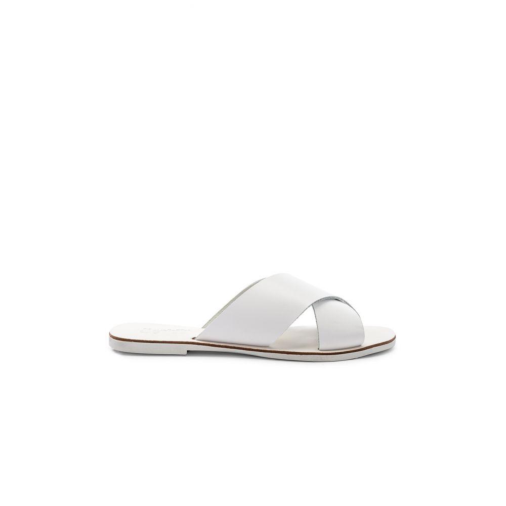 セイシェルズ Seychelles レディース シューズ・靴 サンダル・ミュール【Total Relaxation Sandal】White
