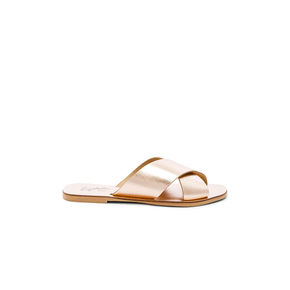 セイシェルズ Seychelles レディース シューズ・靴 サンダル・ミュール【Total Relaxation Sandal】Rose Gold