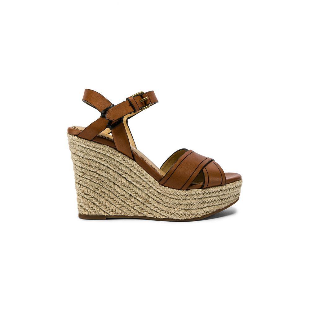 スプレンディッド Splendid レディース シューズ・靴【Taffeta Wedge】Brick