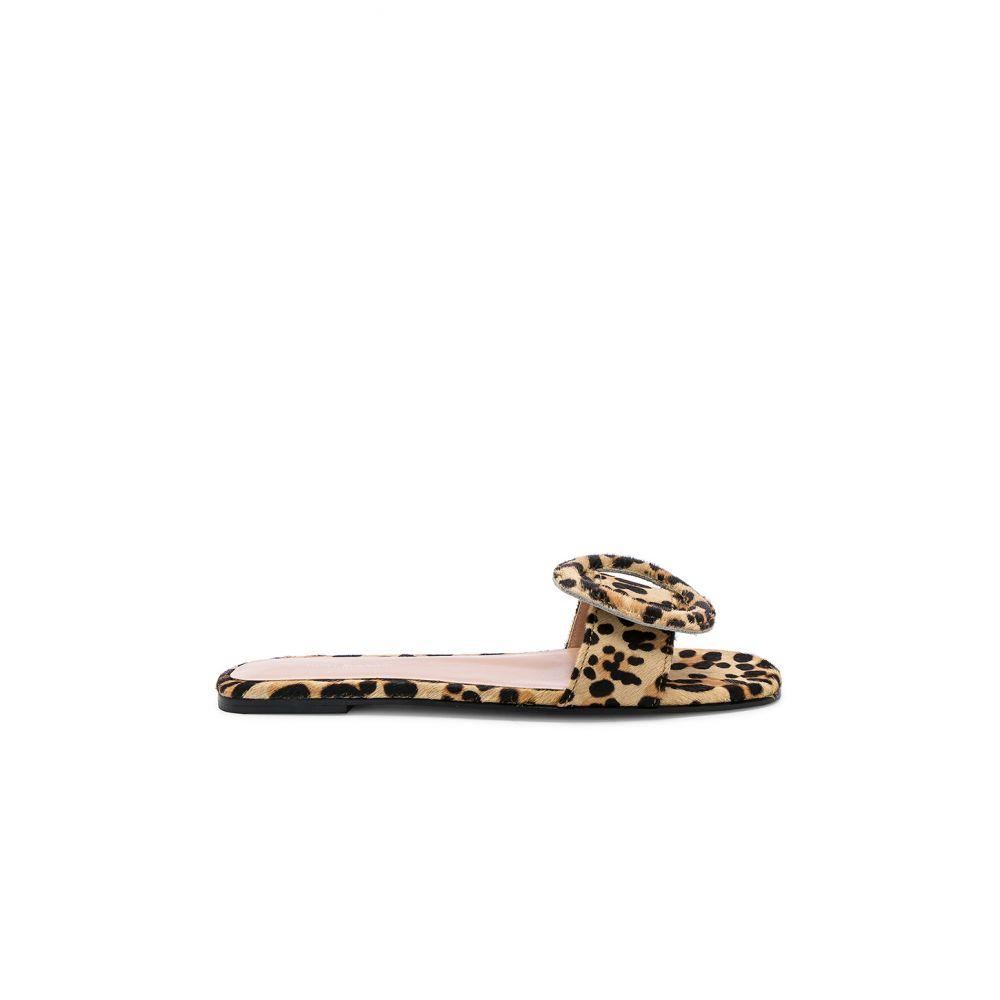 トニー ビアンコ Tony Bianco レディース シューズ・靴 サンダル・ミュール【Persia Leopard Calf Hair Sandal】Leopard Pony