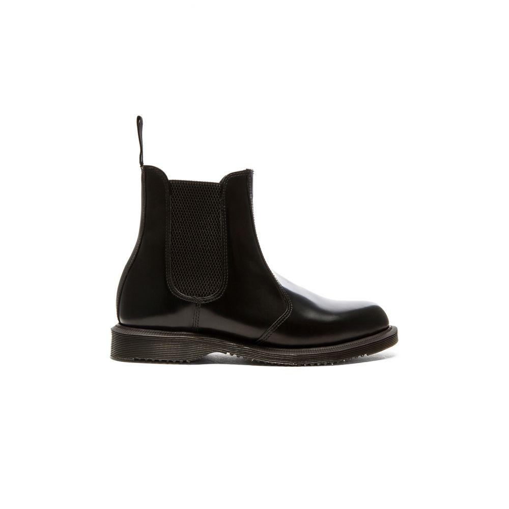 ドクターマーチン Dr. Martens レディース シューズ・靴 ブーツ【Flora Chelsea Boot】Black