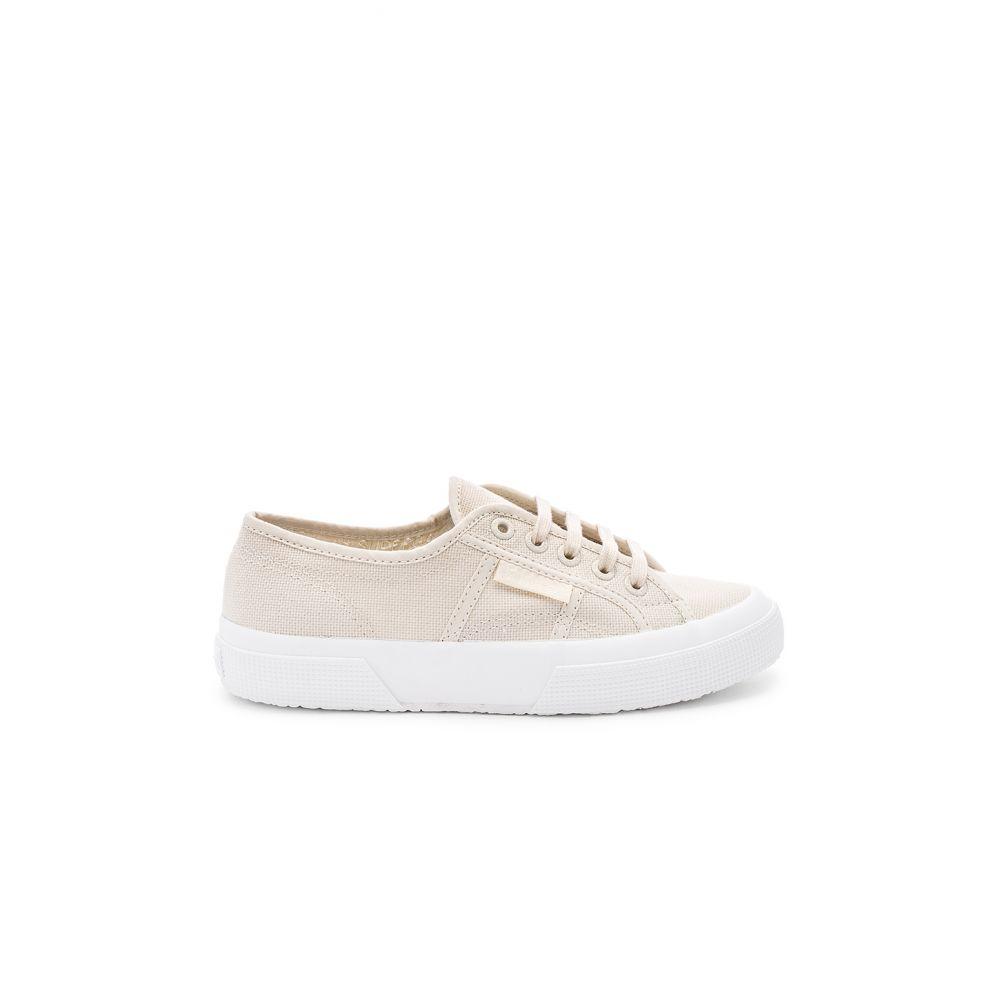 スペルガ Superga レディース シューズ・靴 スニーカー【2750 COTW Sneaker】Cafe Noir & Full White