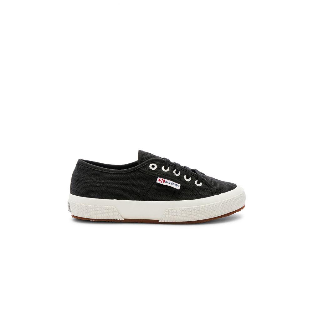 スペルガ Superga レディース シューズ・靴 スニーカー【2750 COTW Sneaker】Black & White