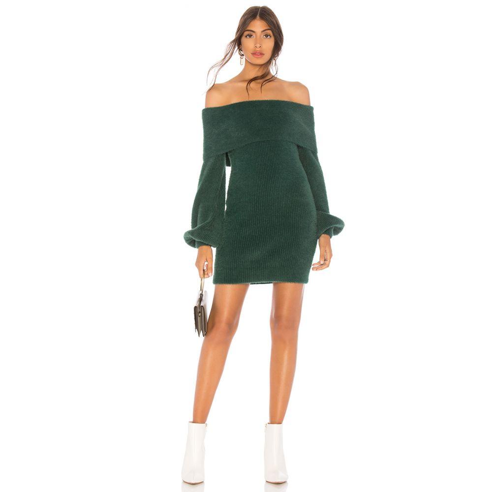 トゥラロサ Tularosa レディース ワンピース・ドレス ワンピース【Gramercy Dress】Dark Emerald