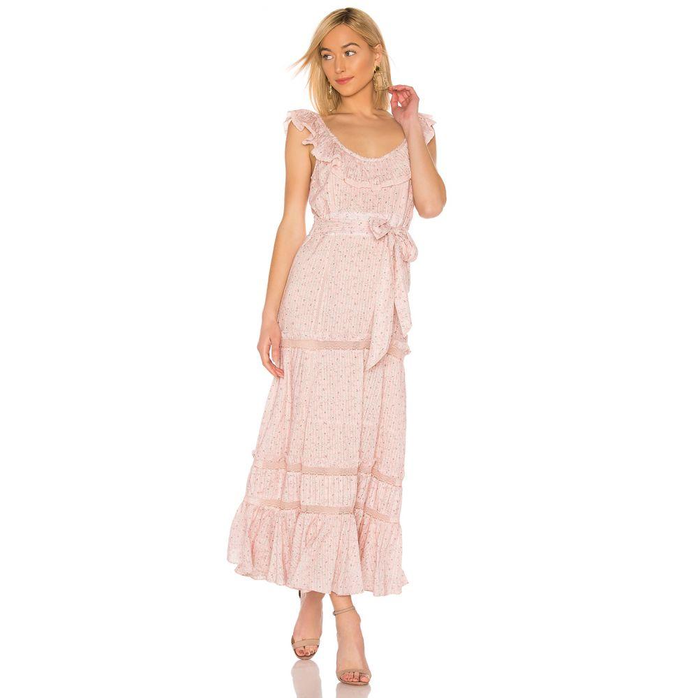 ラブシャックファンシー LoveShackFancy レディース ワンピース・ドレス ワンピース【Joanne Dress】Rosemist