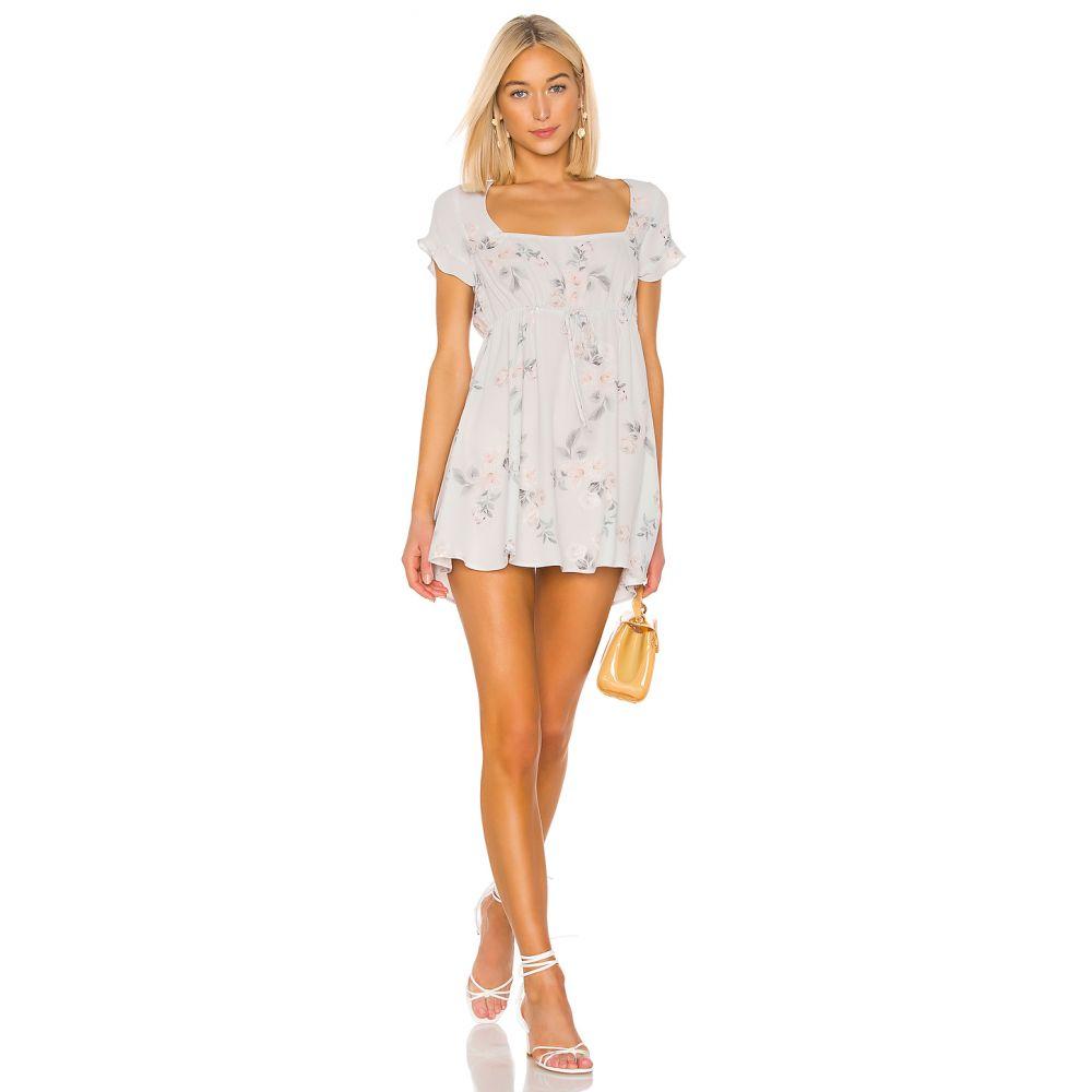 フリンスカイ FLYNN SKYE レディース ワンピース・ドレス ワンピース【Kingsley Mini Dress】Vintage Drama