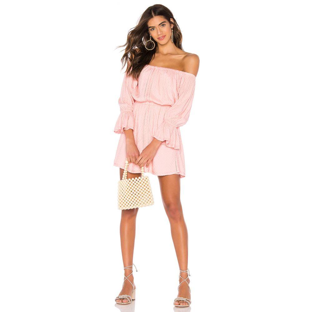 トゥラロサ Tularosa レディース ワンピース・ドレス ワンピース【Luna Dress】Baby Pink