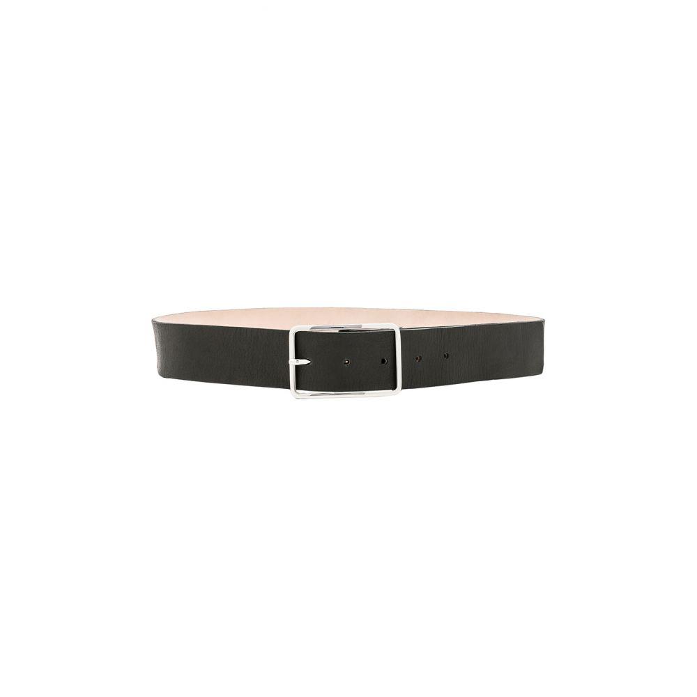 ビーローザベルト B-Low the Belt レディース ベルト【Milla Belt】Black & Silver
