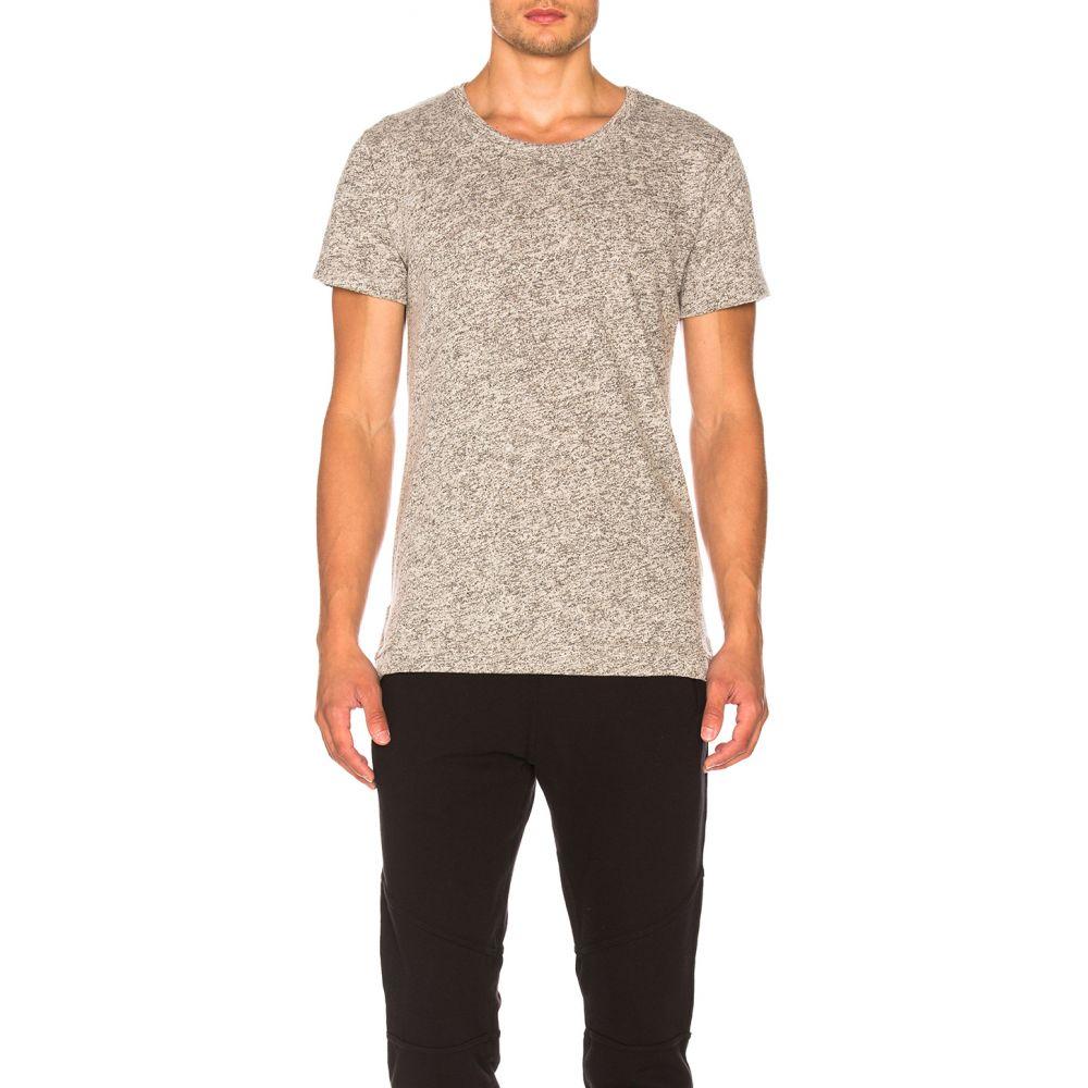ジョン エリオット JOHN ELLIOTT メンズ トップス Tシャツ【Mercer Tee】Co-Mix Grey