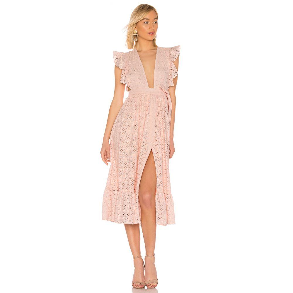 マジョレル MAJORELLE レディース ワンピース・ドレス ワンピース【Mistwood Dress】Ballet Pink
