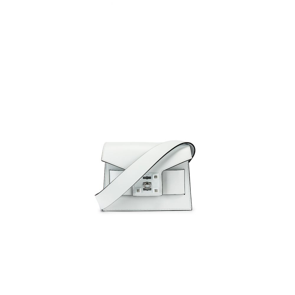 サラ SALAR レディース バッグ【Mila Basic Bag】White