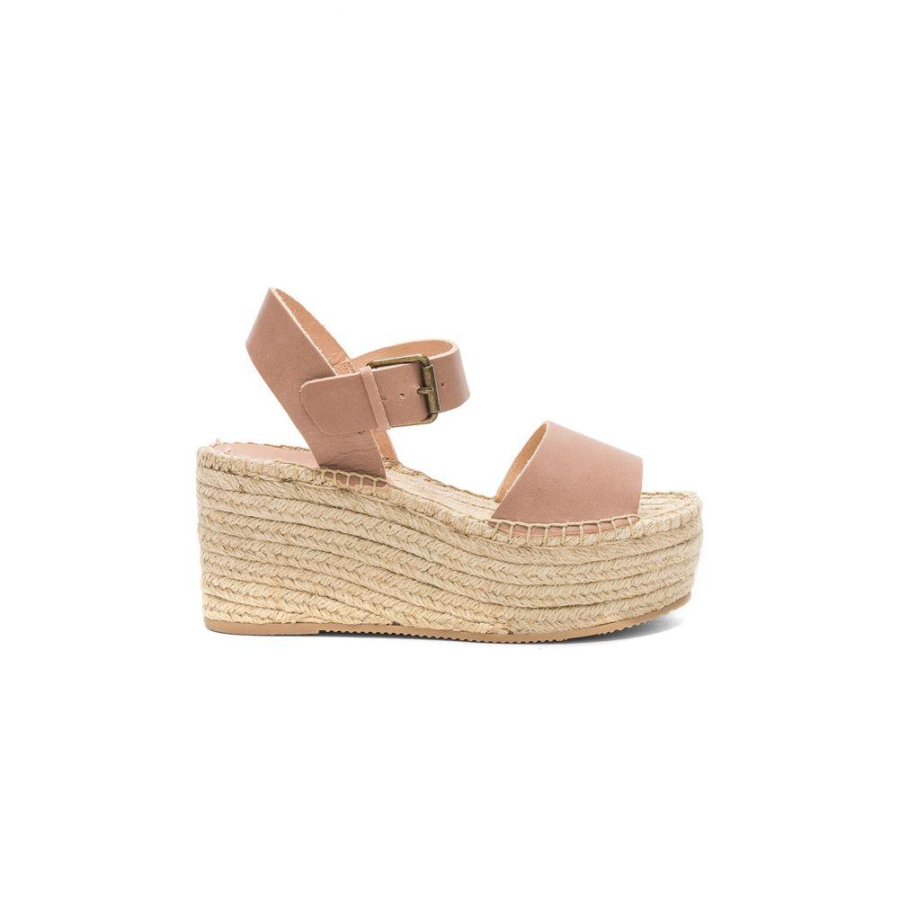 ソルドス Soludos レディース シューズ・靴 サンダル・ミュール【Minorca High Platform Sandal】Dove Gray