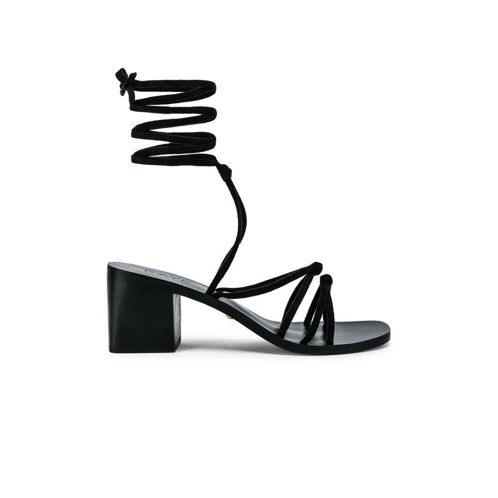レイエ RAYE レディース シューズ・靴 ヒール【Positano Heel】Black