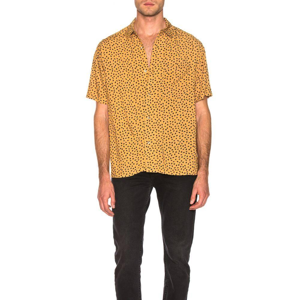 ニュー NEUW メンズ トップス【Smiths Shirt】Turmeric