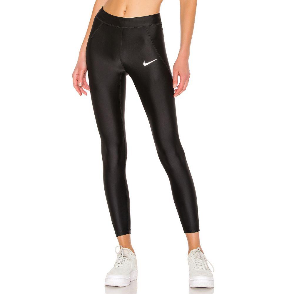 ナイキ Nike レディース インナー・下着 スパッツ・レギンス【Speed 7/8 Tight Legging】Black