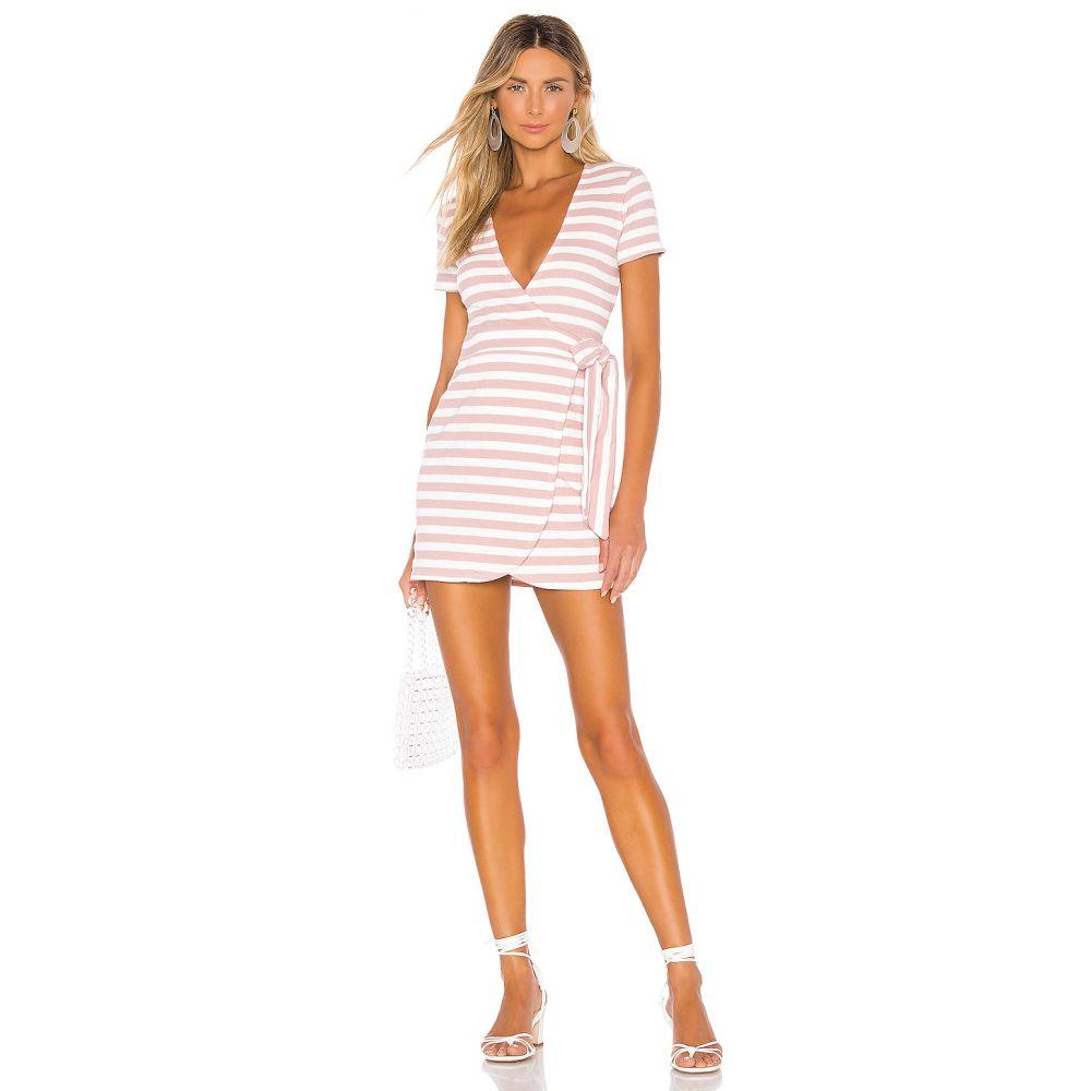 プライバシー プリーズ Privacy Please レディース インナー・下着 ガウン・バスローブ【Sunkist Robe】Pink Stripe