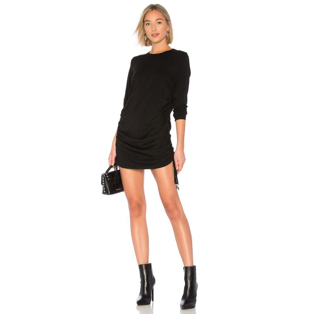 コットンシチズン COTTON CITIZEN レディース ワンピース・ドレス ワンピース【The Lisbon Shirt Dress】Jet Black