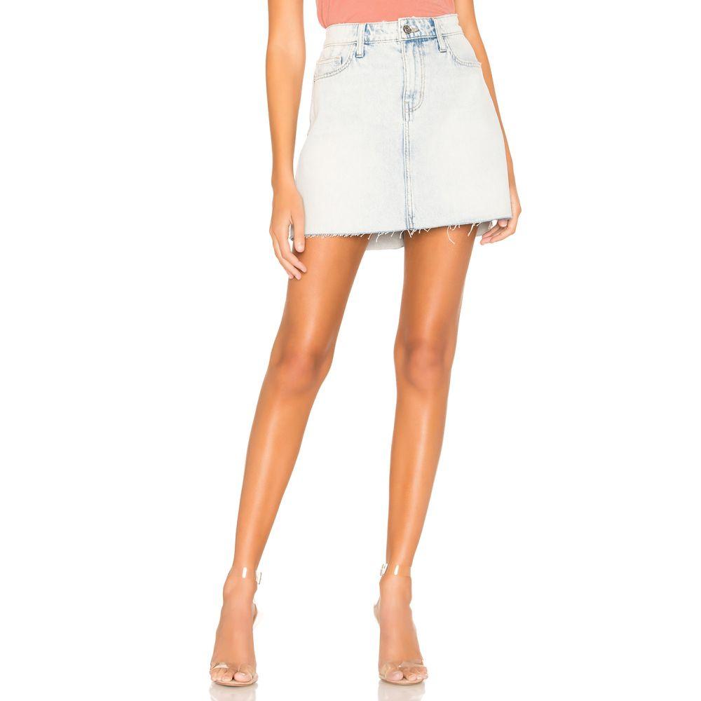 カレント エリオット Current/Elliott レディース スカート ミニスカート【The 5 Pocket Mini Skirt】Southerly Fray Hem