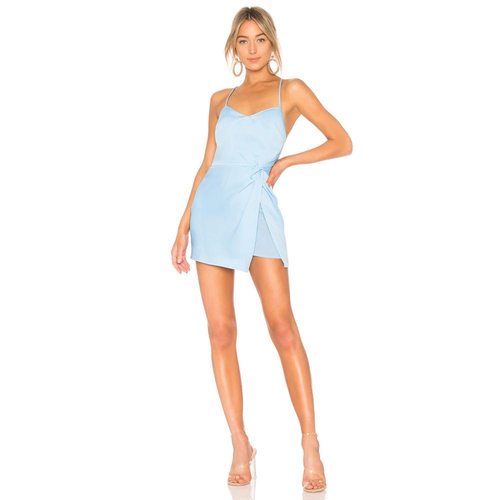 エヌビーディー NBD レディース ワンピース・ドレス ワンピース【Venice Blvd Dress】French Blue
