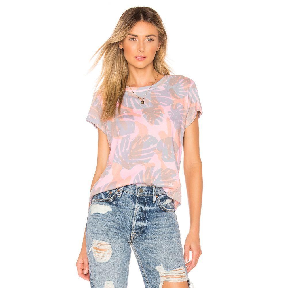 ワイルドフォックス Wildfox Couture レディース トップス Tシャツ【Tropic Camo Tee】Multi Colored
