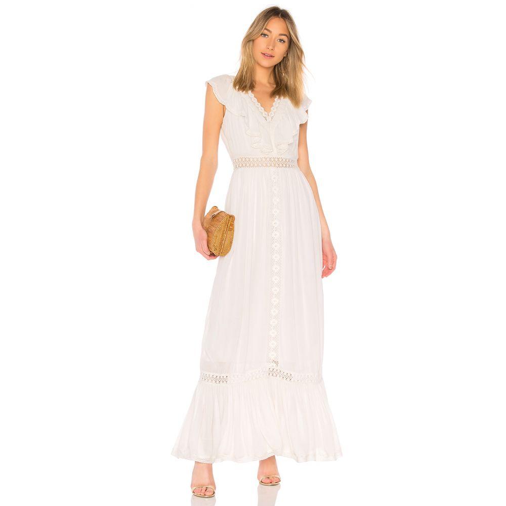 ハウスオブハーロウ1960 House of Harlow 1960 レディース ワンピース・ドレス ワンピース【x REVOLVE Mora Dress】Cream