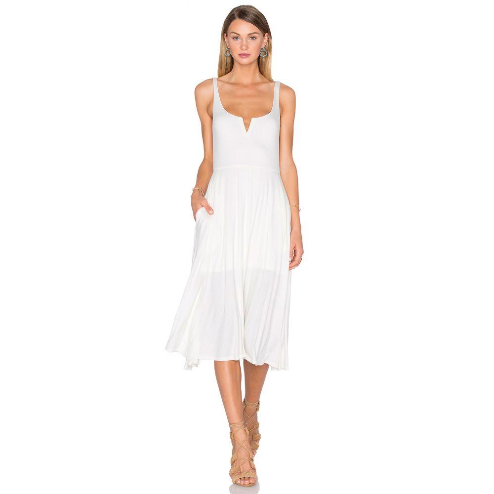 ハウスオブハーロウ1960 House of Harlow 1960 レディース トップス タンクトップ【x REVOLVE Ella Tank Dress】Ivory