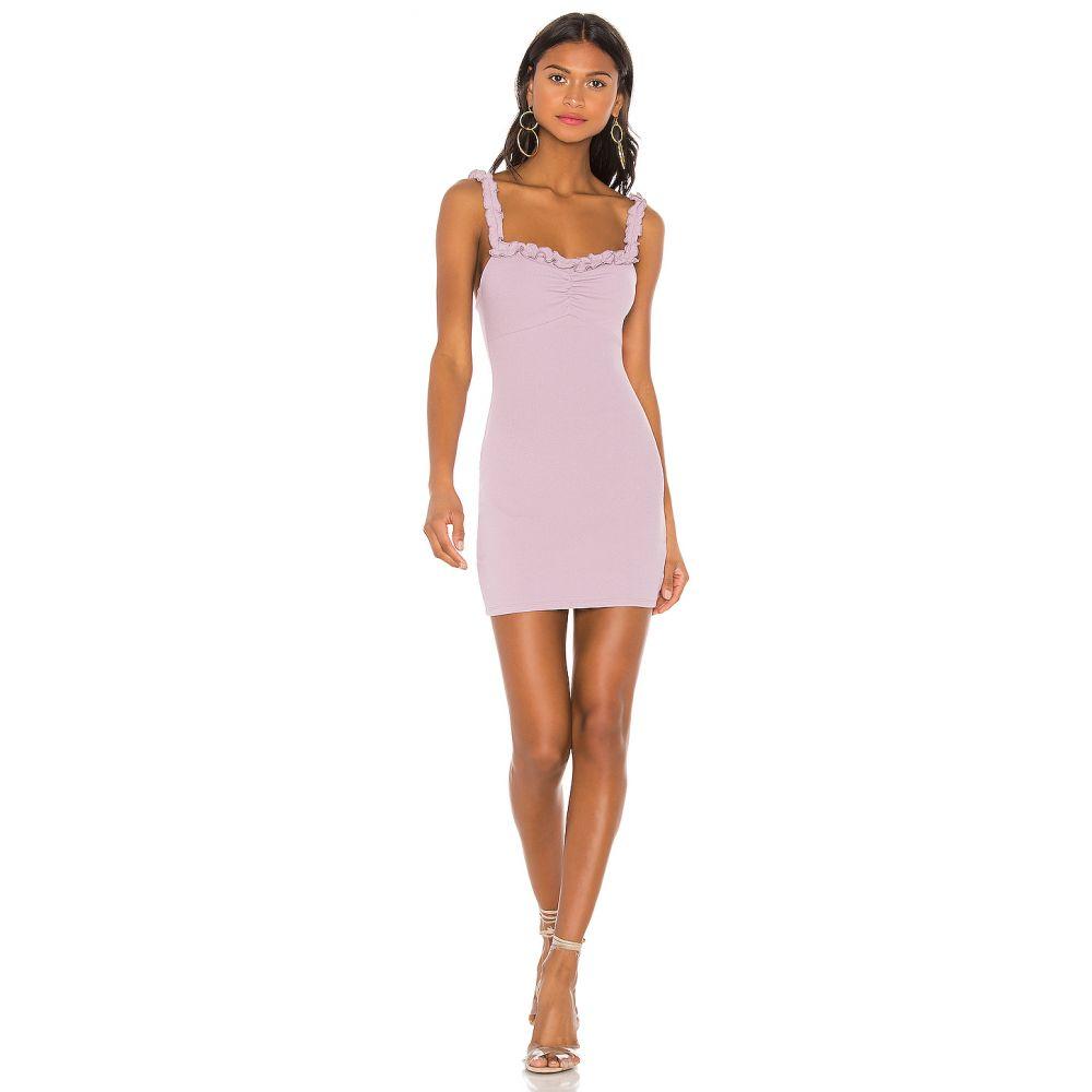 プライバシー プリーズ Privacy Please レディース ワンピース・ドレス ワンピース【Zinnia Mini Dress】Lavender