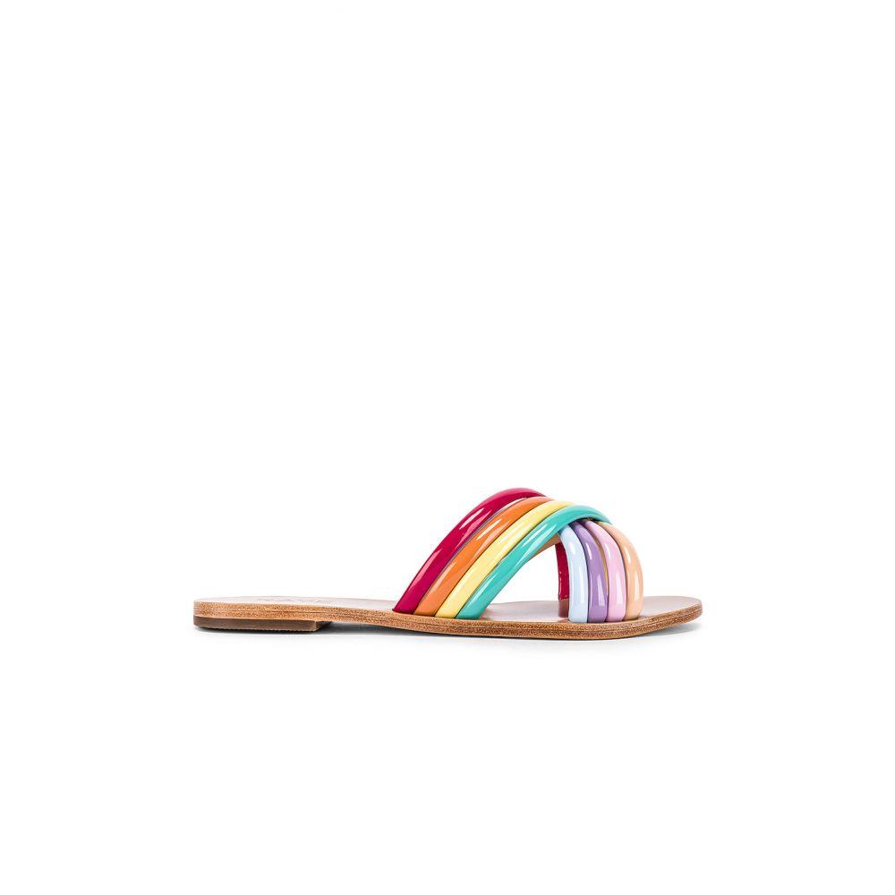 レイエ RAYE レディース シューズ・靴 サンダル・ミュール【Ziggy Sandal】Pastel Multi