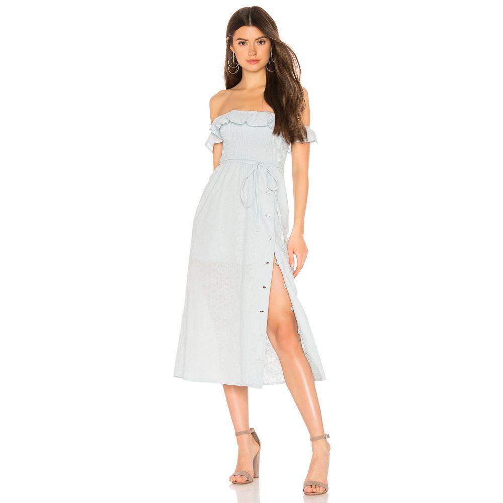 トゥラロサ Tularosa レディース ワンピース・ドレス ワンピース【Zion Dress】Baby Blue