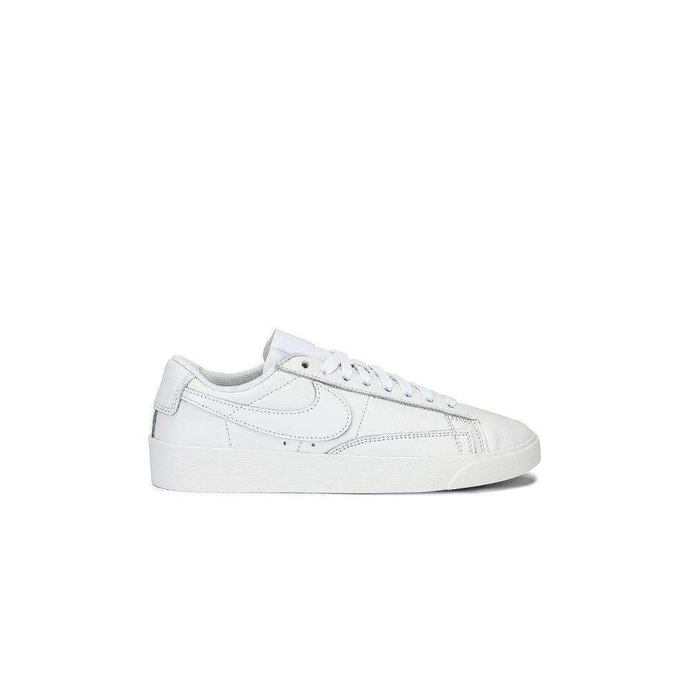 ナイキ Nike レディース シューズ・靴 スニーカー【Blazer Low LE Sneaker】White