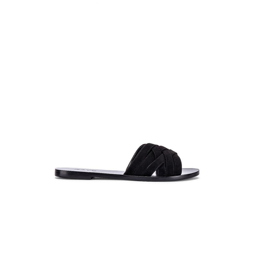 レイエ RAYE レディース シューズ・靴 サンダル・ミュール【Barefoot Sandal】Black