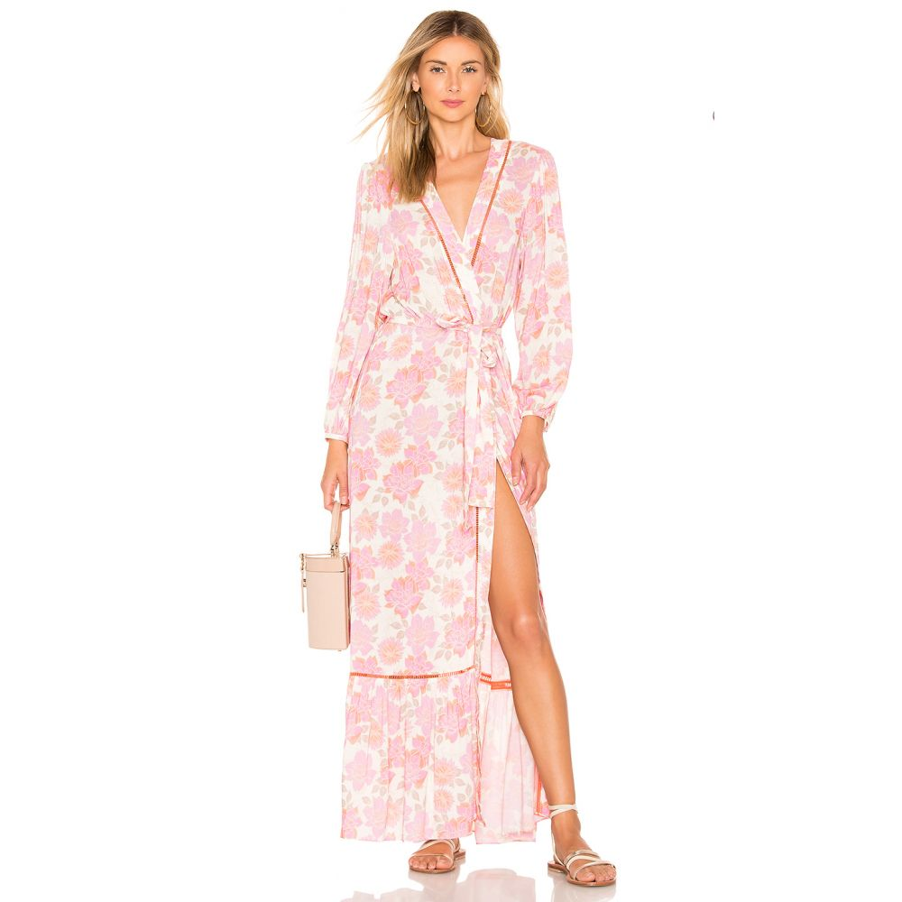 パロマ ブルー Paloma Blue レディース ワンピース・ドレス ワンピース【Bowie Kimono Dress】Pink