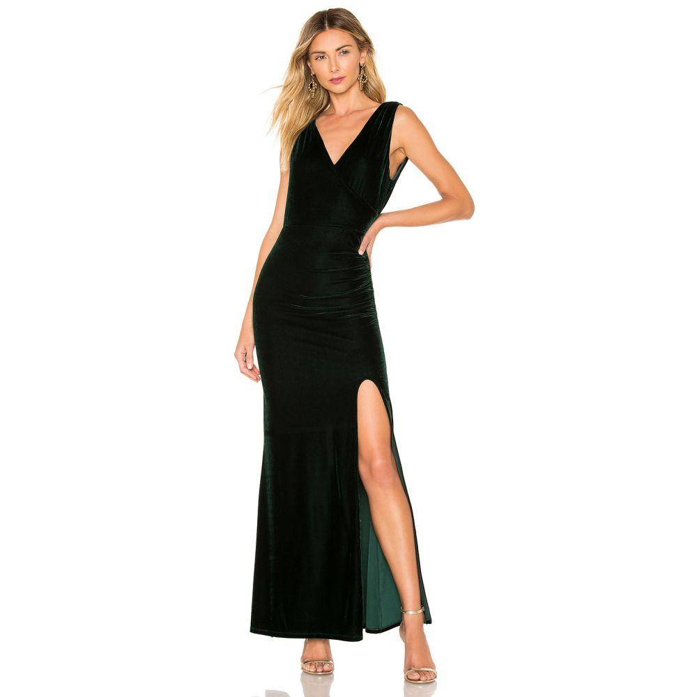プライバシー プリーズ Privacy Please レディース ワンピース・ドレス ワンピース【Brisbane Maxi Dress】Emerald Green