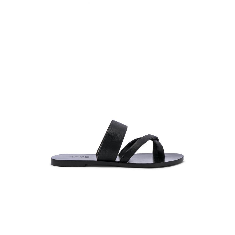 レイエ RAYE レディース シューズ・靴 サンダル・ミュール【Crescent Sandal】Black