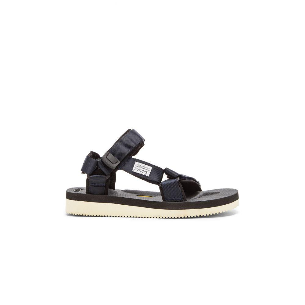 スイコック メンズ Suicoke メンズ シューズ・靴 サンダル【DEPA サンダル【DEPA V2 V2 Sandals】Navy, 寝屋川市:59cbf41d --- sunward.msk.ru