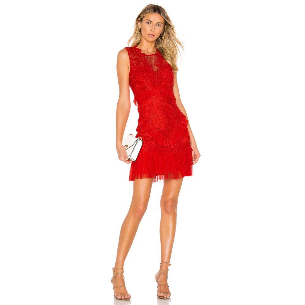 バルドー Bardot レディース ワンピース・ドレス ワンピース【Francesca Dress】Fire Red