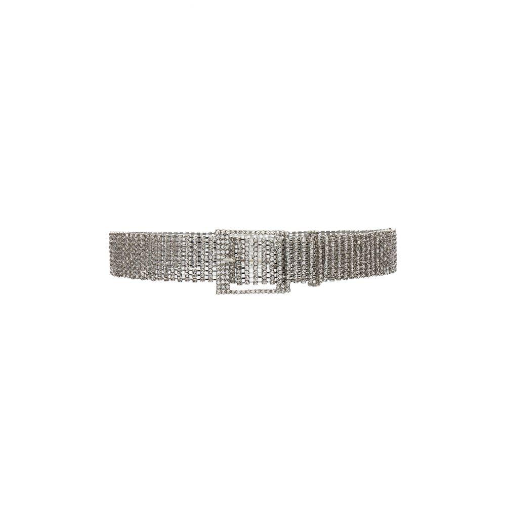 ビーローザベルト B-Low the Belt レディース ベルト【Farah Belt】Silver