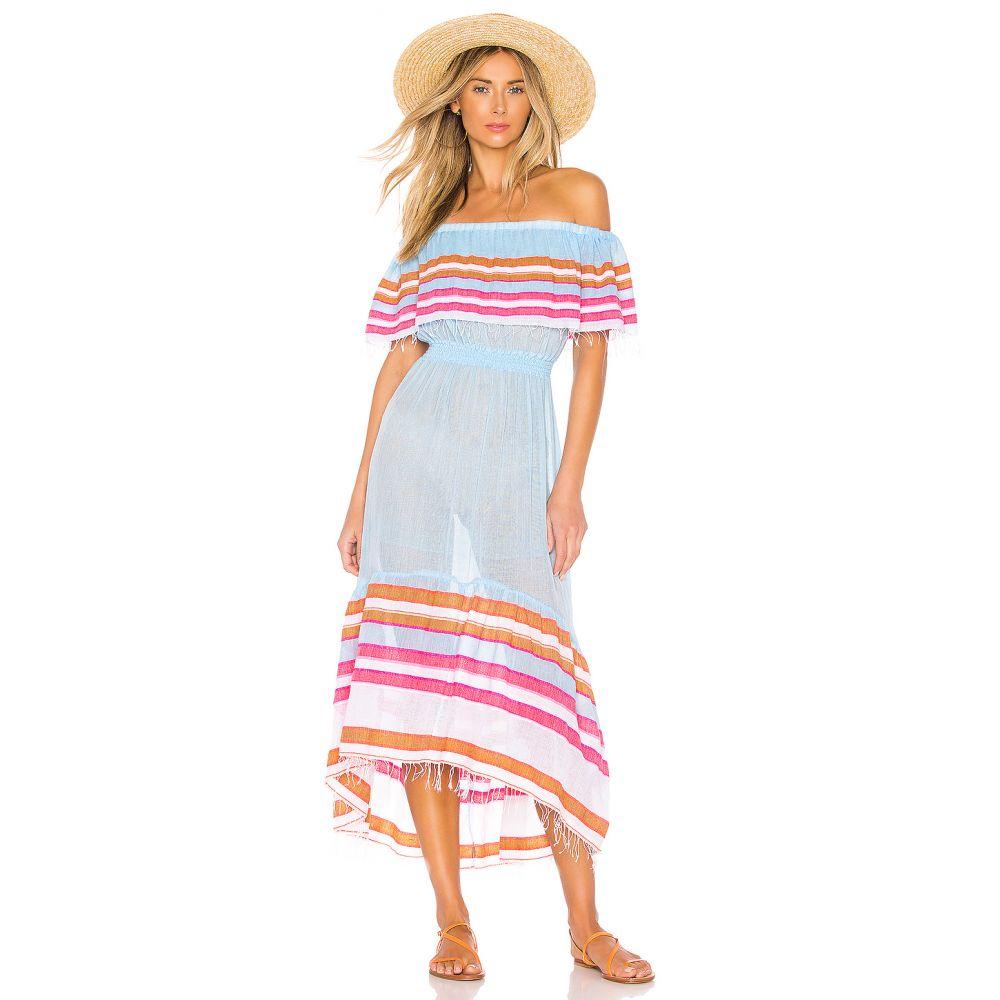 レムレム Lemlem レディース ワンピース・ドレス ワンピース【Eskedar Beach Dress】Light Sky Blue