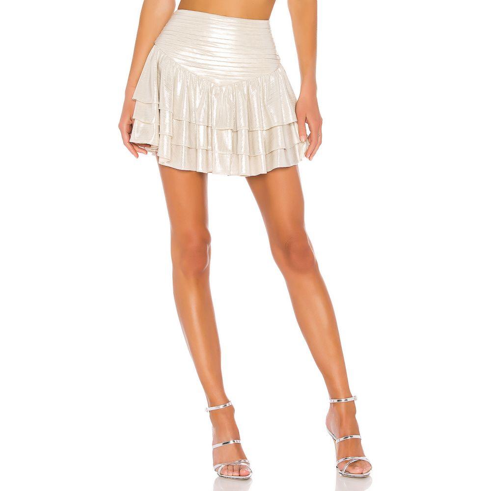 レトロフェット retrofete レディース スカート【Maisie Skirt】Champagne