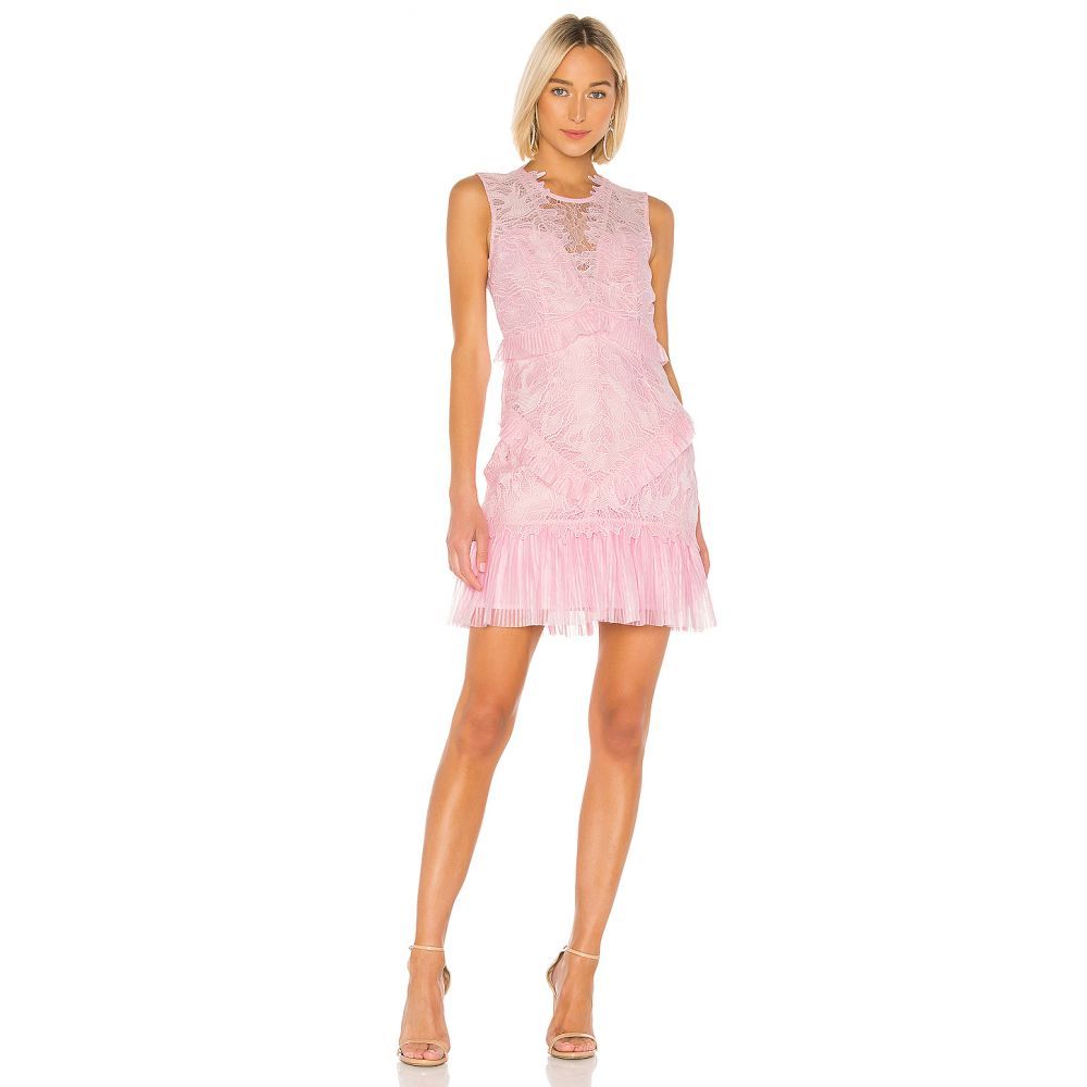 バルドー Bardot レディース ワンピース・ドレス ワンピース【Francesca Dress】Pink Lady