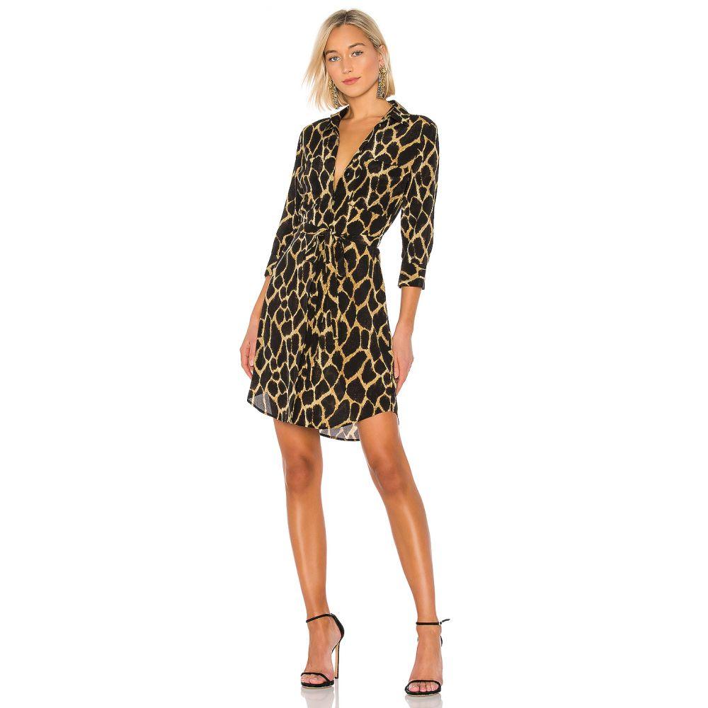 ラジャンス L'AGENCE レディース ワンピース・ドレス ワンピース【Stella Shirt Dress】Sienna Safari