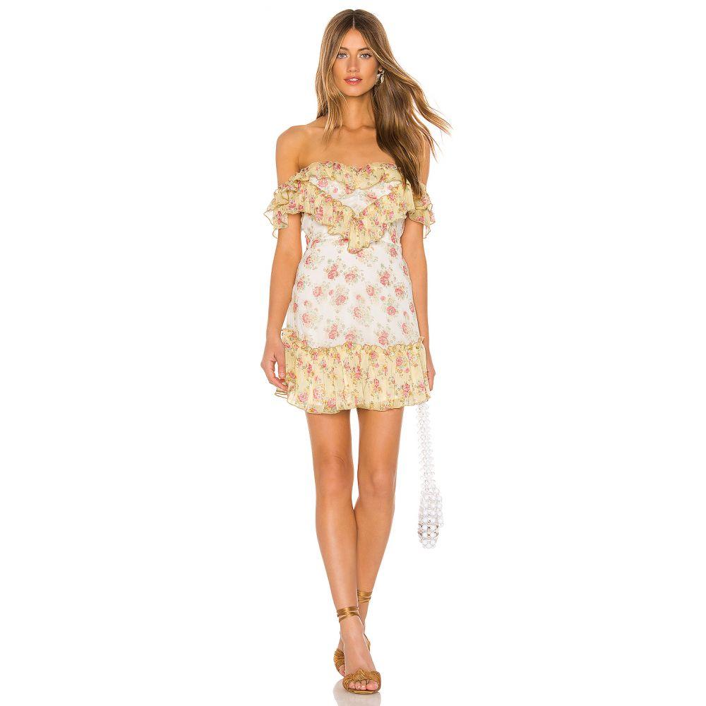 マジョレル MAJORELLE レディース ワンピース・ドレス ワンピース【Gracie Mini Dress】Prairie Multi