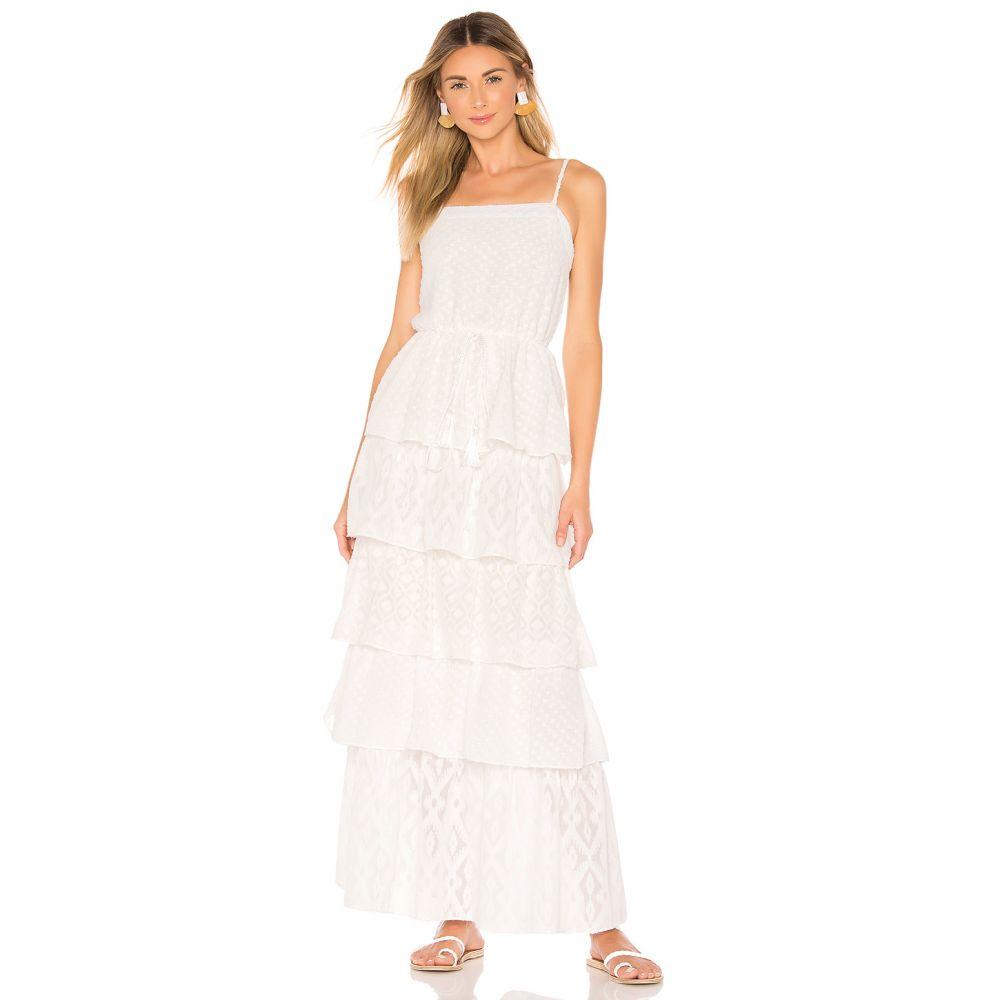 エルジェイ ELLEJAY レディース ワンピース・ドレス ワンピース【X REVOLVE Andrea Dress】White Swiss Dot