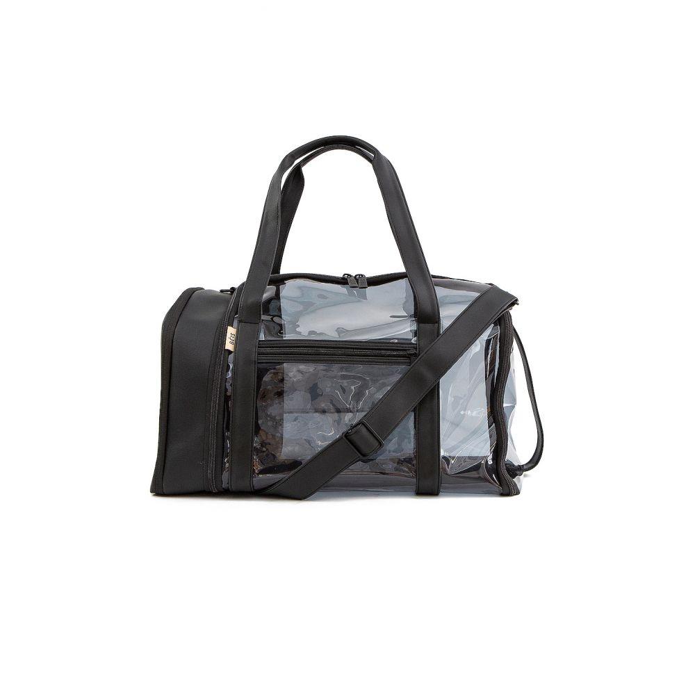BEIS レディース バッグ ボストンバッグ・ダッフルバッグ【Gym Duffle Bag】Black