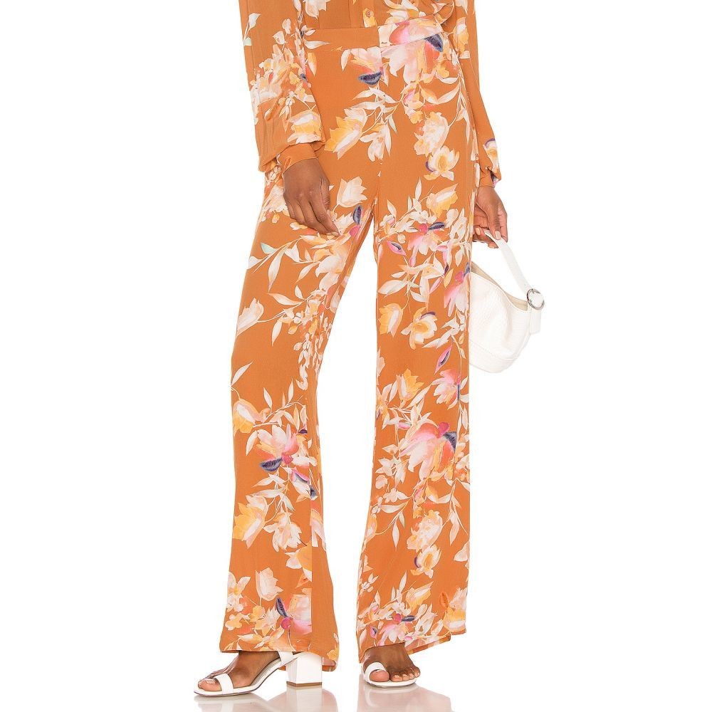 ソング オブ スタイル Song of Style レディース ボトムス・パンツ【Mari Pant】Rust Floral