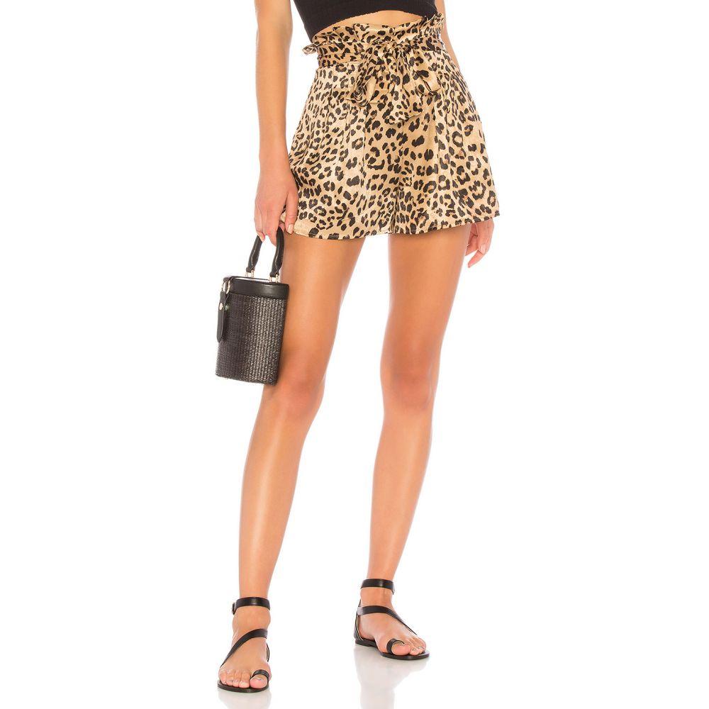 ハウスオブハーロウ1960 House of Harlow 1960 レディース ボトムス・パンツ ショートパンツ【x REVOLVE Leland Short】Leopard
