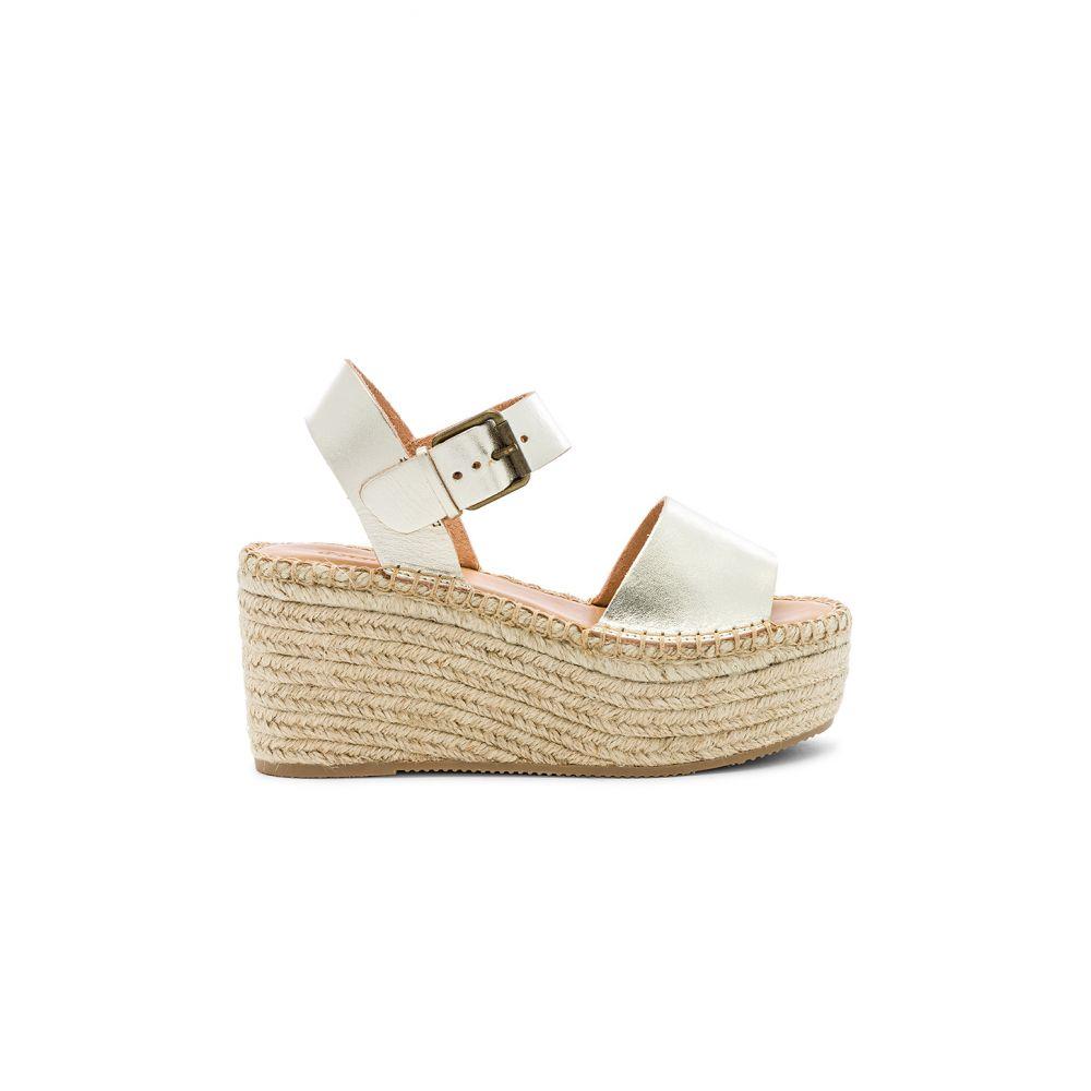 ソルドス Soludos レディース シューズ・靴 サンダル・ミュール【Minorca High Platform Sandal】Platinum