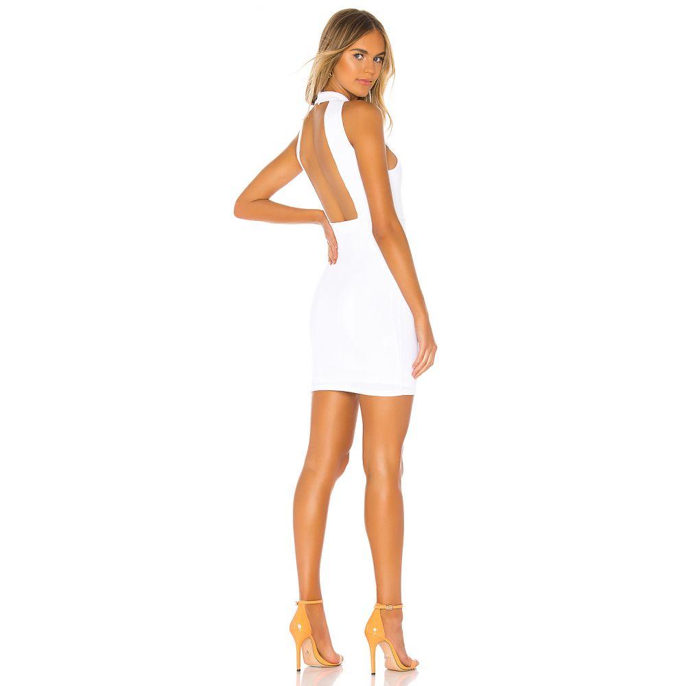ラヴァーズフレンズ Lovers + Friends レディース ワンピース・ドレス ワンピース【Christina Dress】White